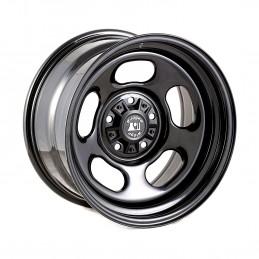 Black Steel Wheel...
