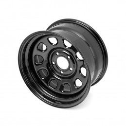 Blk D-Window Wheel 17x9-in...