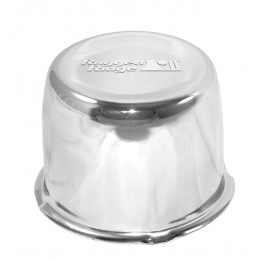 Wheel Center Cap, Chrome, 5...