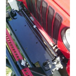 Winch Mounting Plate, 87-06...