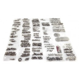 Body Fastener Kit, Hard...