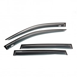 Window Visor, 4-pc set,...