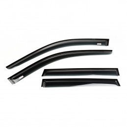 Window Visor, 4-piece set,...