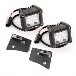 Windshield Brkt LED Kit,...
