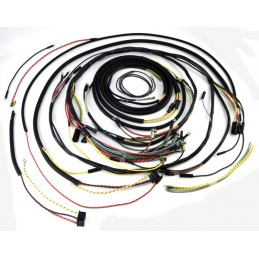 Wiring Harness With Cloth...