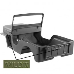 Body Tub Kit with Willys...
