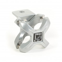 X-Clamp, Silver, 1.25-2.0...