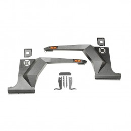 XHD Front Armor Fenders,...