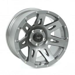 XHD Wheel, Gun Metal, 17x9...