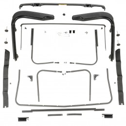 Factory Soft Top Hardware-...