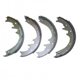 Brake Shoes, Rear, 91-01...