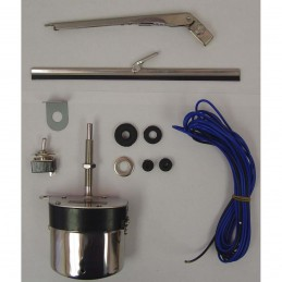 12- Volt Wiper Motor Kit,...