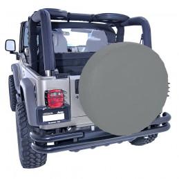 30-32 Inch Tire Cover, Gray