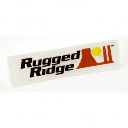 Decal -Rugged Ridge 4X1