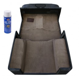 Deluxe Carpet Kit w/...