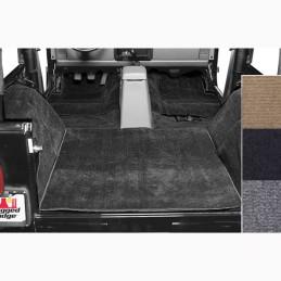 Deluxe Carpet Kit, Blk,...