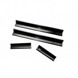 Door Entry Guard Set Blk...
