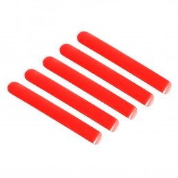 Door Handle Inserts, Red,...