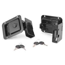 Door Latch Set, 07-18 Jeep...