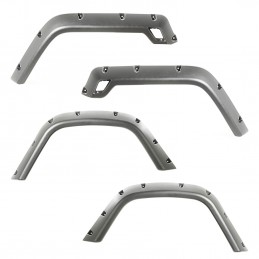 4-Piece Fender Flare Kit,...