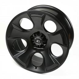 Drakon Wheel, 20X9, BLK...