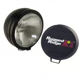 5-In Round HID Offroad Fog...