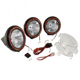 5-In Round HID Off-road...