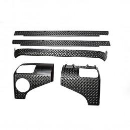 5-Piece Body Armor Kit,...