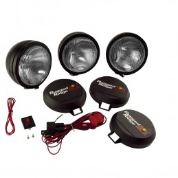 6-In Round HID Light Kit,...