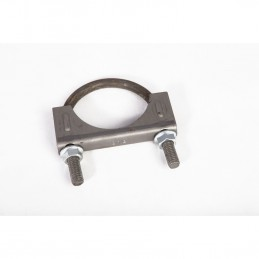 Exhaust Clamp 2.5-Inch Hd