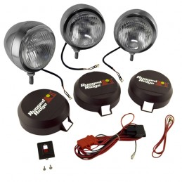 6-In Round HID Off-road Fog...