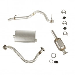 Exhaust Kit- 87-92 Jeep...