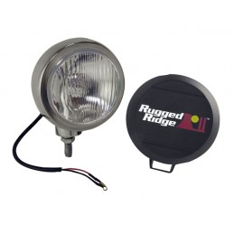 6-In Round HID Offroad Fog...