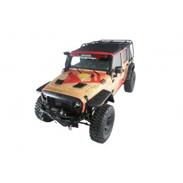 Exo-Top, 4-Door, 07-18 Jeep...