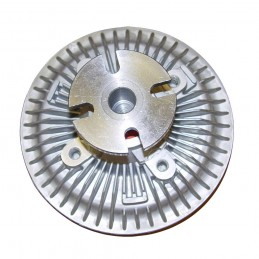 Fan Clutch W/ Serp Belt...