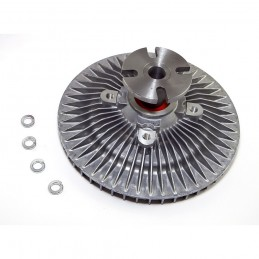 Fan Clutch W/ Serp Belt,...