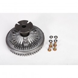 Fan Clutch W/ V-Belt, 74-91...