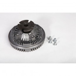 Fan Clutch W/ V-Belt, 81-90...