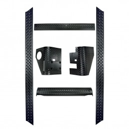 6-Piece Body Armor Kit,...
