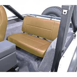 Fixed Rear Seat, Tan, 55-95...