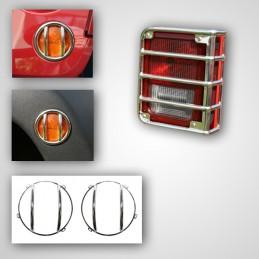8-Pc Euro Guard Light Kit,...