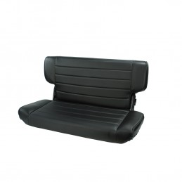 Fold&Tumble Rear Seat Blk...