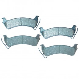 Front Brake Pads 02-07 Jeep...