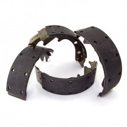 Front Brake Shoes, 82-84...