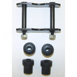 Front Spring Shackle Kit,...