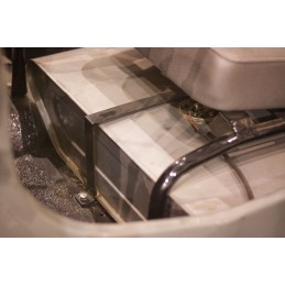 Fuel Tank Strap Kit, 41-71...
