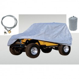 Full Car Cover Kit, 55-06...