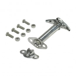 Hood Catch Stainless- 41-95...