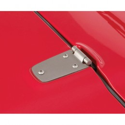 Hood Hinge Kit, Satin...