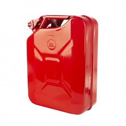 Jerry Can, Red, 20L, Metal